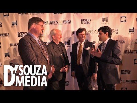 RNC Red Carpet: Bruce Schooley, Jonah Goldberg, & Gerald R. Molen