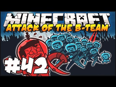 Minecraft - Attack of The B-Team - Ep.42 : Abandoned Power Station!