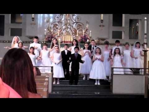 First Holy Communion Song