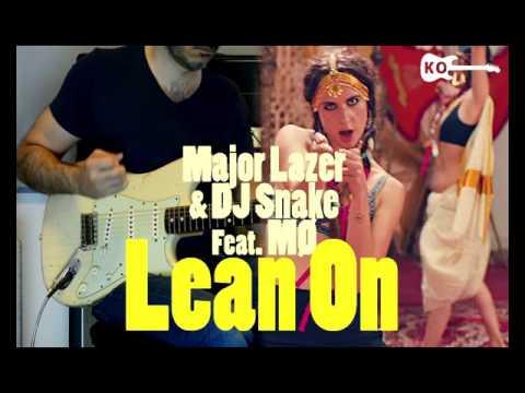 Major Lazer DJ Snake - Lean on (Ringtone+Dowload)