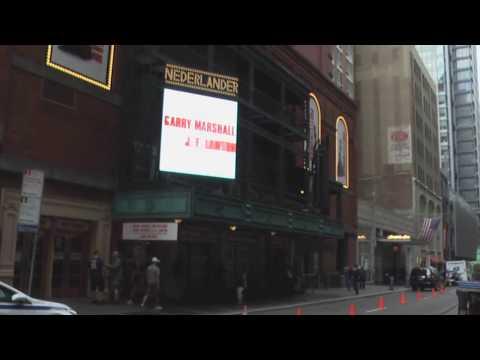 David T.  Nederlander Broadway Theatre, Near Times Square, New York