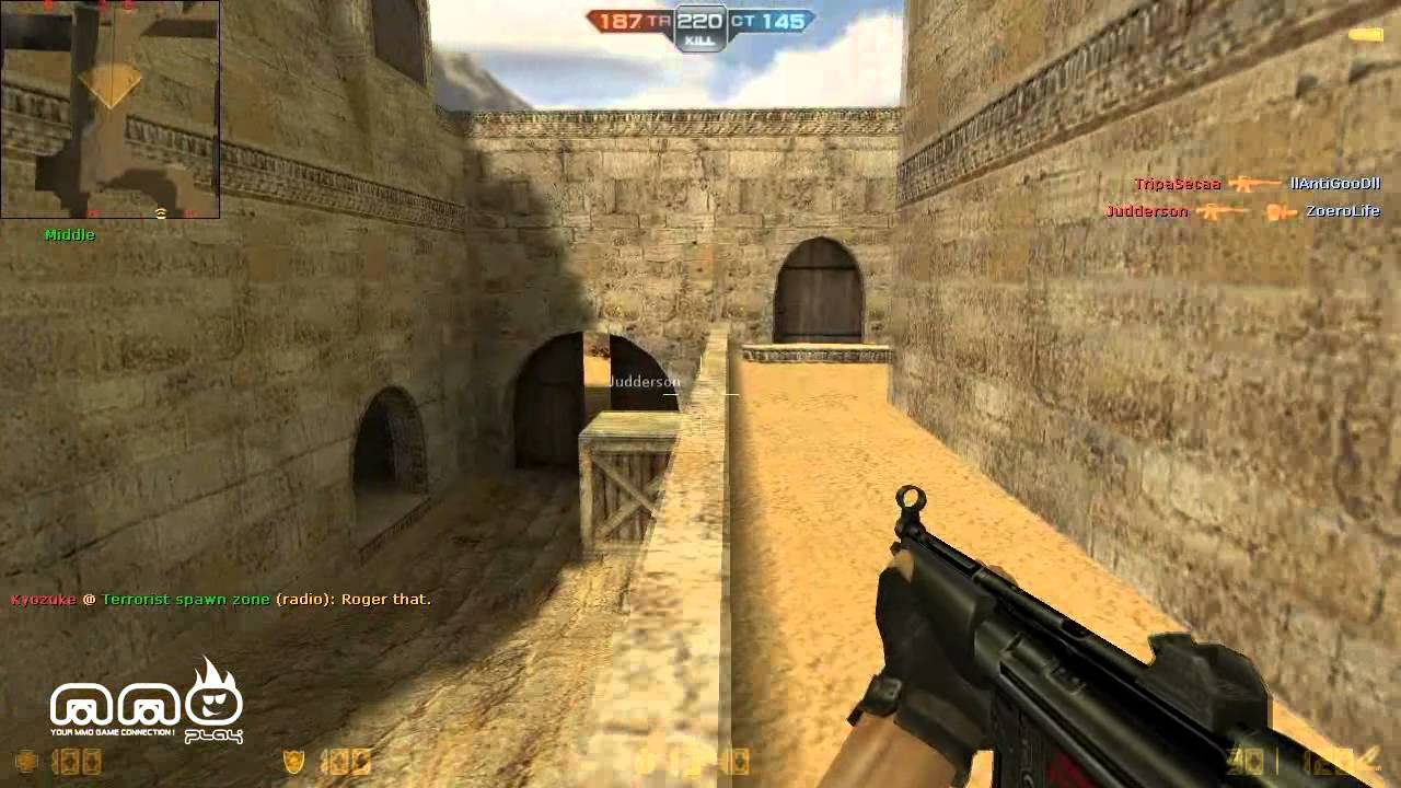 counter strike online game