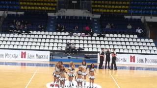 Группа поддержки V.I.P. - баскетбол