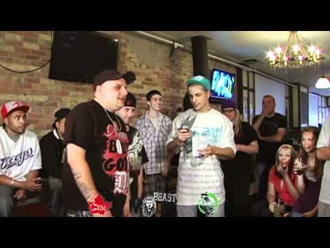 BeastMODE - Josh Fisher Vs A 2 - Rap Battle