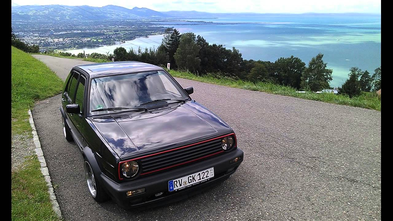 mein golf ii gti edition one youtube. Black Bedroom Furniture Sets. Home Design Ideas