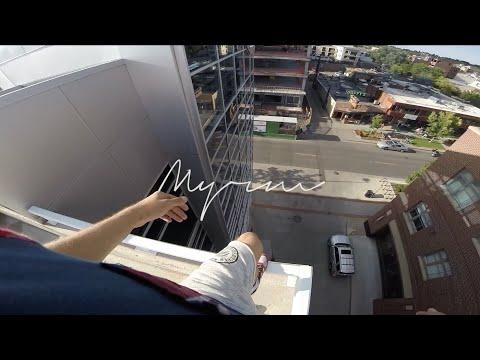 Rooftop POV Parkour: Dylan Baker