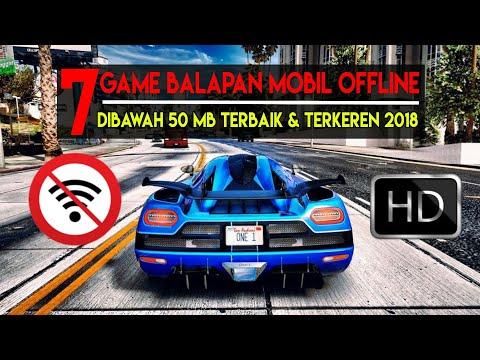 7 Game Balapan Grafik Terbaik Offline Android Dibawah 50 MB 2018   Game Racing Best Graphics HD