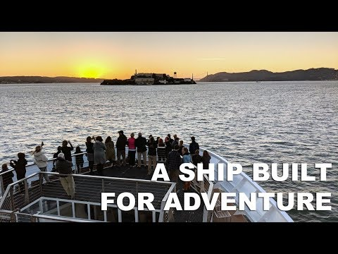 Lindblad Expeditions National Geographic Venture Ship Tour