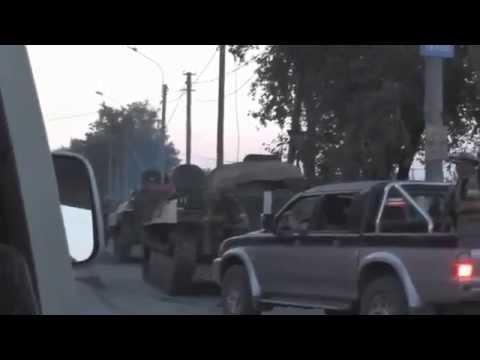 Ukrainian Army enters Avdeevku  Donetsk - Ukraine