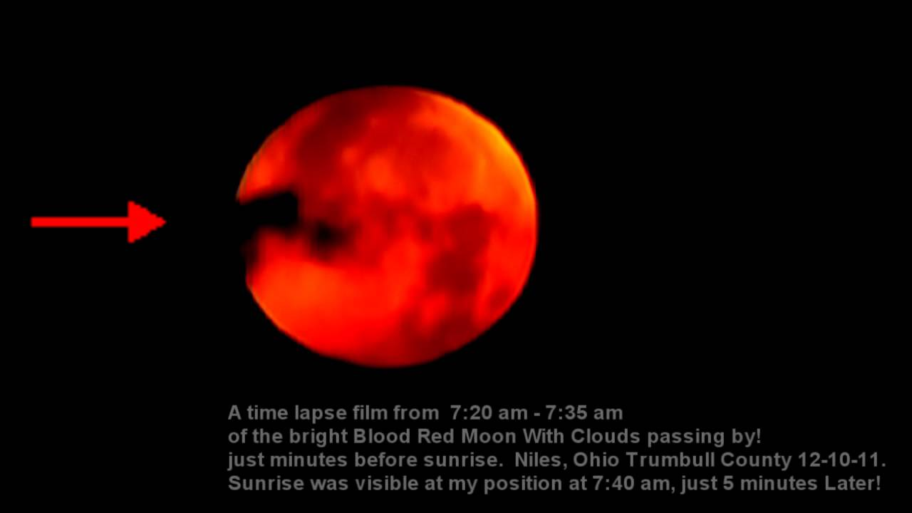 blood moon eclipse ohio - photo #3