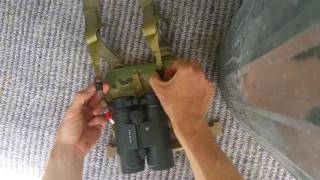 fhf gear bino harness initial thoughts overview