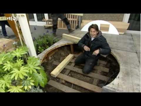 Eigen huis en tuin  houtgestookt bad youtube