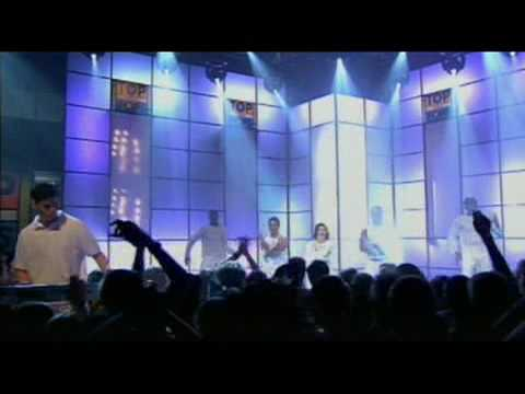 Mad'House Like A Prayer Top Of The Pops UK 16th August 2002