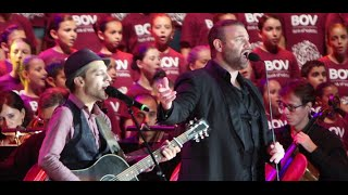 Joseph Calleja and Red Electrick perform