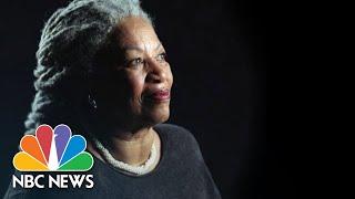 Remembering Legendary Author And Nobel Laureate Toni Morrison | NBC News