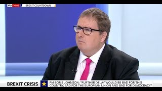 BrexitCentral Editor Jonathan Isaby debates Yasmin Alibhai-Borown on Sky News