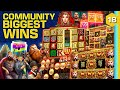 Community Biggest Wins #18 / 2021