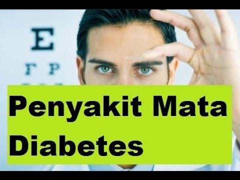 Apakah Penyakit Mata Diabetes itu?