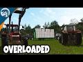 LOADING HEAVY CARGO & TRANSPORTERS | Rappack Farms #23 | Farming Simulator 17 Multiplayer Gameplay