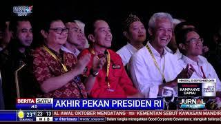 Jokowi Cerita Kebiasaan Mahasiswa Ngutang di Warung