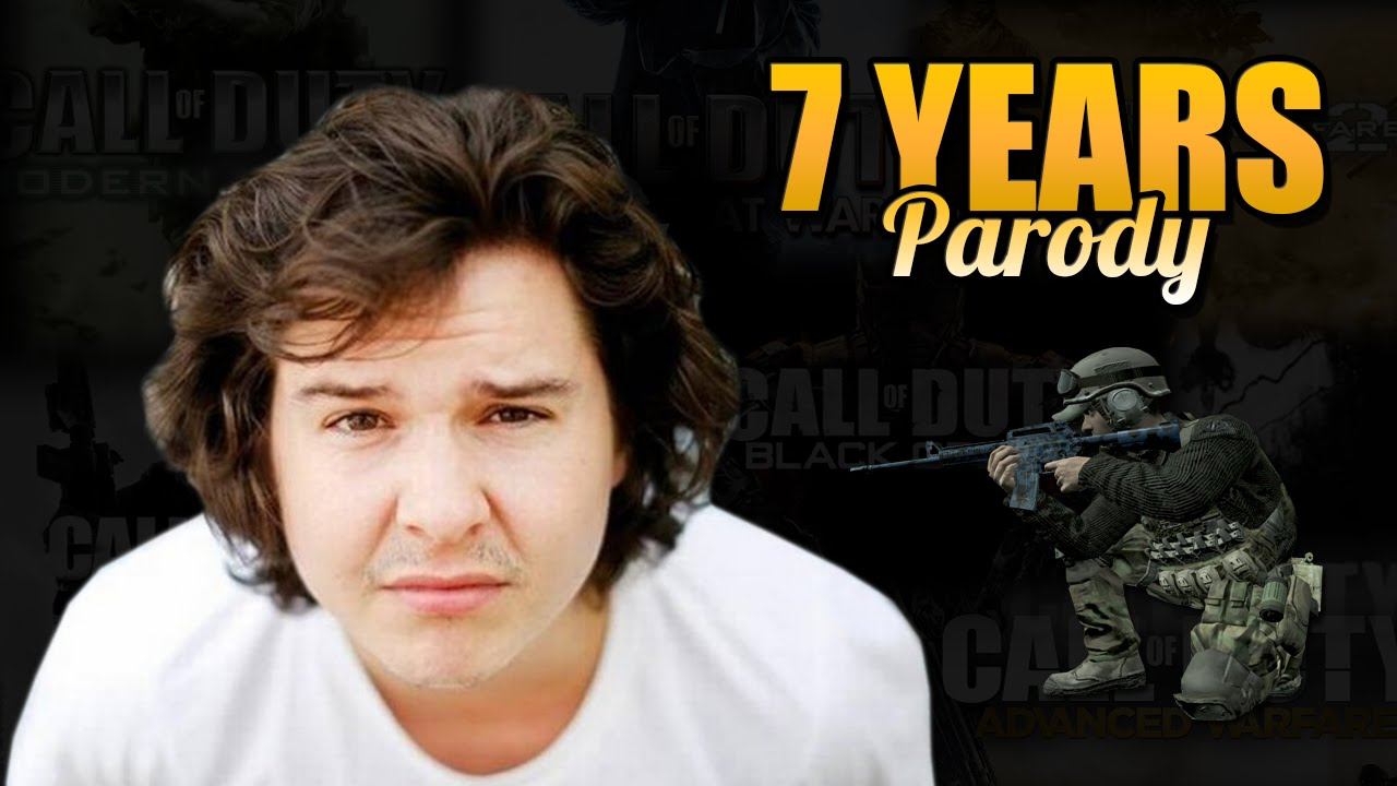 """Call of Duty - Lukas Graham """"7 Years"""" PARODY - YouTube"""