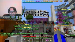 Minecraft Minigames with SmuffleBuns!