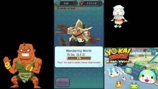 Yo-Kai Watch Wibble Wobble - 33 + 7 Crank-a-Kai rolls ...