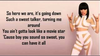 Jessie J - Sweet Talker LYRICS