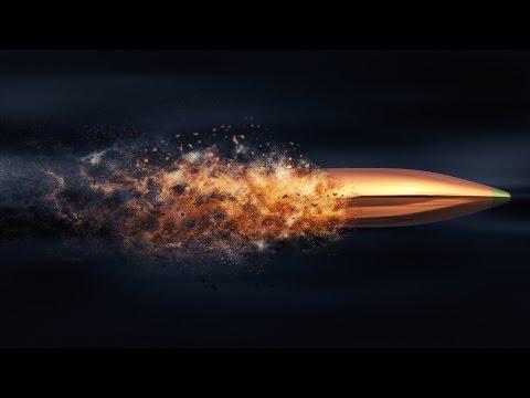 DARPA 'Self-Steering' Bullets Used in US Military