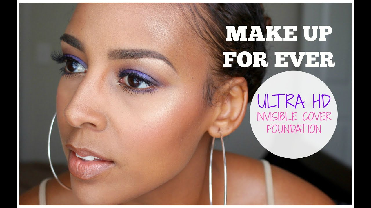Ultra HD Foundation - Foundation – MAKE UP FOR EVER – MAKE UP FOR EVER