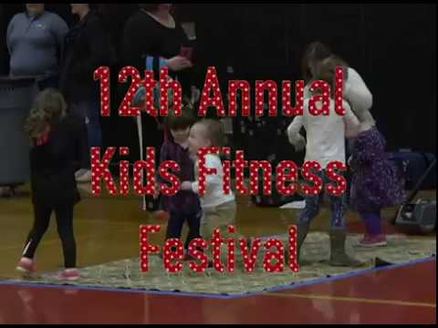 12th Annual Kids Fitness Festival