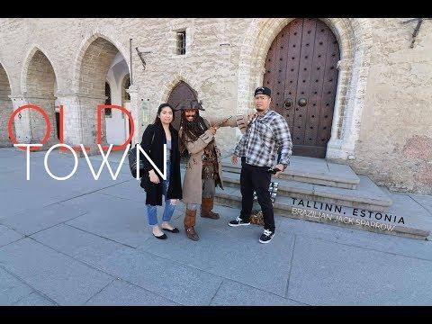 Tallinn, Estonia (OLD TOWN TOUR)