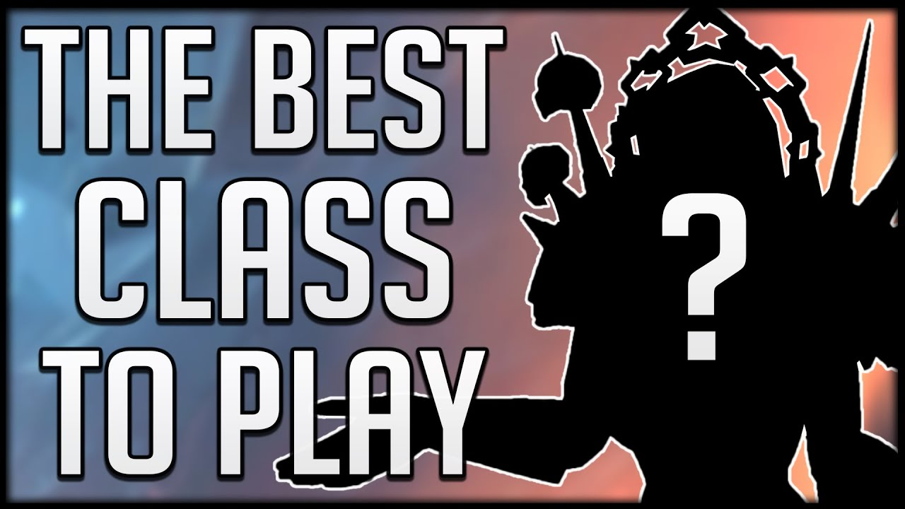 What S The Best Class In Shadowlands So Far Youtube