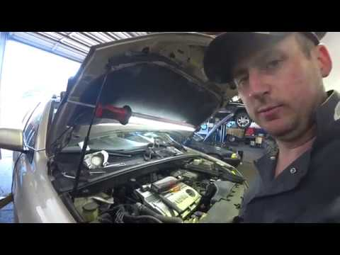 How to change timing belt at Lexus RX 330 V6 !!!