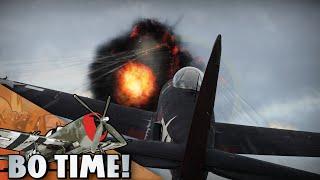 War Thunder - P-47D-28