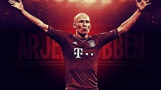 Arjen Robben :: The Flying Dutchman :: HD
