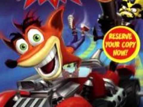 crash team racing psp game free