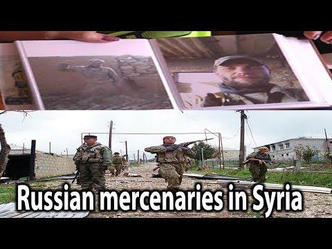 Russian mercenaries in Syria: buried quietly and forgotten    World News Radio