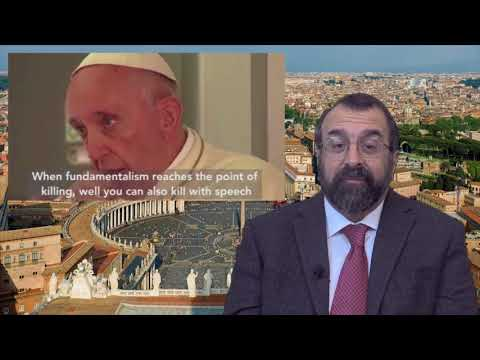 Robert Spencer: Pope Francis, the Pope of Islam