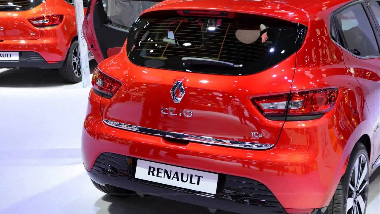 renault clio 2015 model youtube. Black Bedroom Furniture Sets. Home Design Ideas