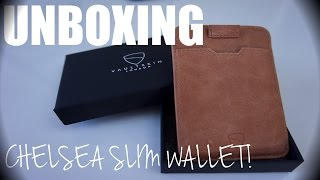 | Unboxing | Chelsea Slim Card Sleeve Wallet |