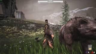 Conan Exiles: Животные защитники!