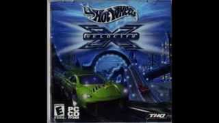 Hot Wheels- Velocity X Review