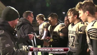 LIVESTREAM | 2017 BCCFA 12-Man Championships on vbnsports.com