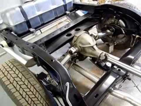 1967 Corvette Rolling Chassis - YouTube
