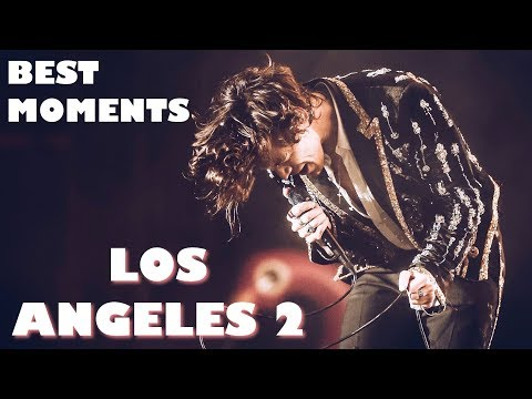 HARRY STYLES HIGHLIGHTS FROM LOS ANGELES SECOND NIGHT, THE LAST SHOW 2018