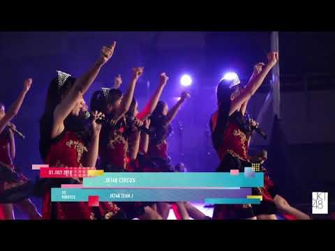 Cover Lagu JKT48 Circus Surabaya HITSLAGU