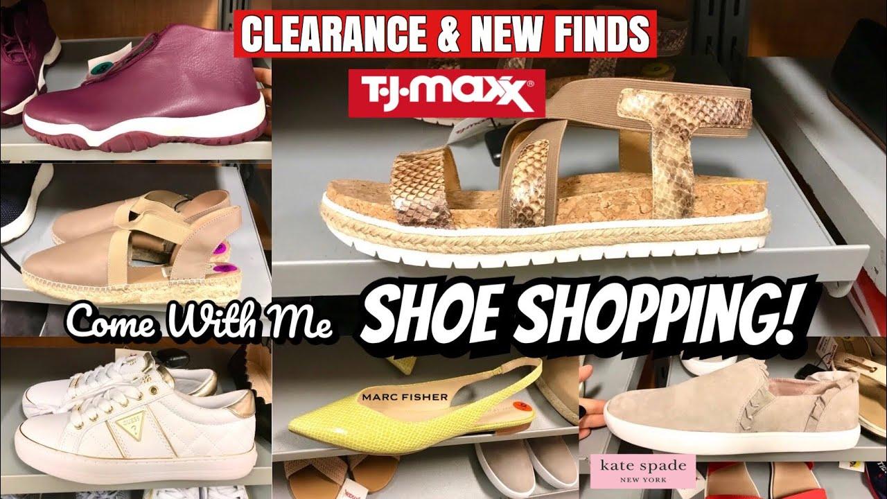 TJ MAXX Shop With Me Designer SHOES Rydding og nye funn  CLEARANCE & NEW FINDS