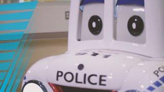 L'autopatrouille de police Kiwan