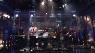 White Lies - There Goes Our Love Again Live Jay Leno